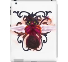 Furry Angel  iPad Case/Skin