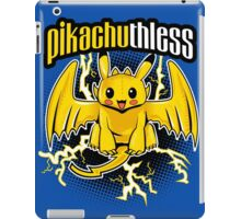 Pikachuthless iPad Case/Skin