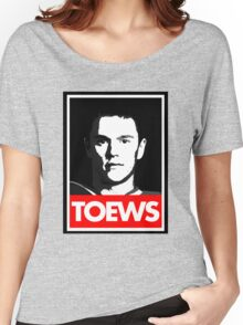 Obey Toews Women's Relaxed Fit T-Shirt