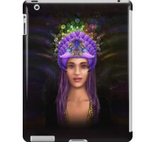Expression of the Melancholy Princess [Update] iPad Case/Skin