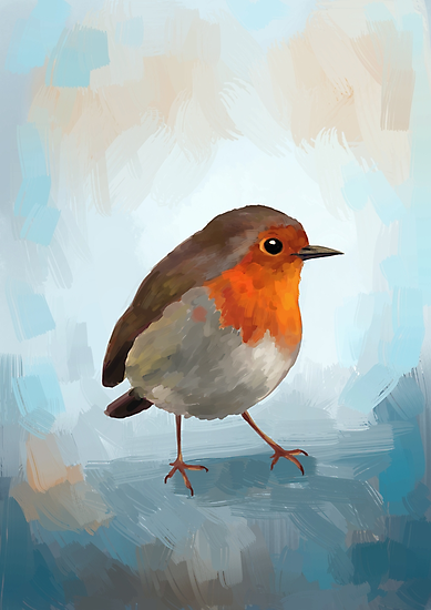 Robin by freeminds
