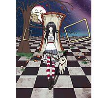 Dark Wonderland Photographic Print