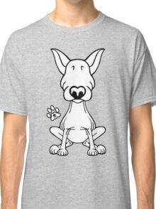 English Bull Terrier 1 Classic T-Shirt