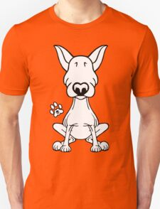 English Bull Terrier 1 Unisex T-Shirt