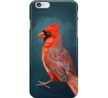 Cardinal iPhone Case/Skin