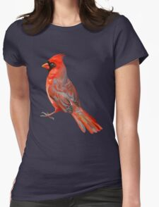 Cardinal Womens Fitted T-Shirt