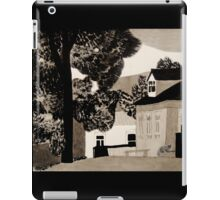 The landscape iPad Case/Skin