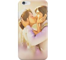 tangled ever after iPhone Case/Skin
