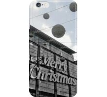 Oxford Merry Christmas iPhone Case/Skin