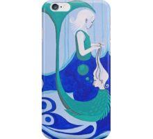 playing ocean iPhone Case/Skin