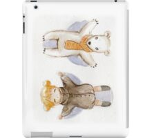 Snow Angels iPad Case/Skin