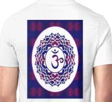 Crown Chakra Abstract Spiritual Artwork  Unisex T-Shirt