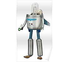 Mojo the Robot Poster