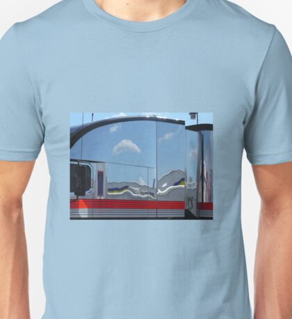 Mirror of Chrome Unisex T-Shirt