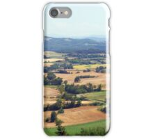 Cathar's view South of France iPhone Case/Skin