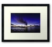 Once Upon A Star Framed Print