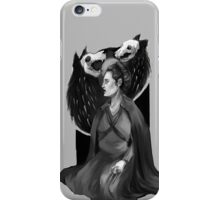 Sansa Stark: Porcelain, Ivory, Steel iPhone Case/Skin