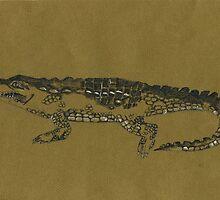 Alligator by freeminds