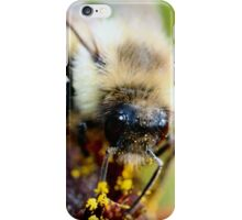 Arrgh! Let me wipe my face first! iPhone Case/Skin