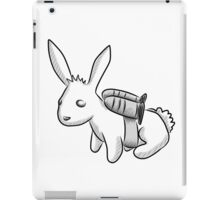 Rocket Bunny iPad Case/Skin