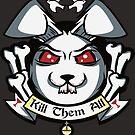 Killer Bunny by piercek26