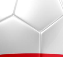 Austria - Austrian Flag - Football or Soccer 2 Sticker