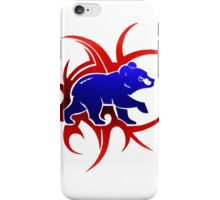 Cubs-Tribal iPhone Case/Skin