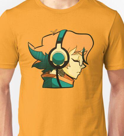 Tri-Color Pidge Unisex T-Shirt