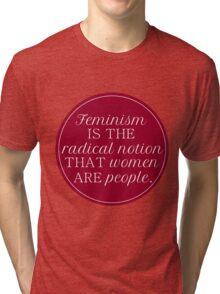 Radical Notion Tri-blend T-Shirt