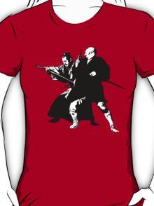 Yojimbo - Toshiro Mifune - Akira Kurosawa Film - Black and White Version - Great Gift for Fans of Classic Japanese Films T-Shirt