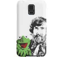 Jim Henson and Kermit - Master Puppeteer and Creative Genius Samsung Galaxy Case/Skin