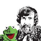 Jim Henson and Kermit - Master Puppeteer and Creative Genius by Kelmo