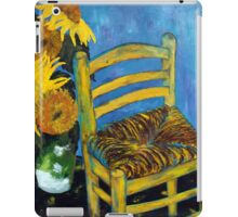 Tribute to  van Gogh iPad Case/Skin