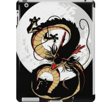 Black Dragon iPad Case/Skin