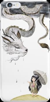 Rain dragon by freeminds