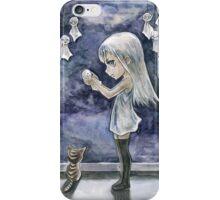 Teru teru bozu iPhone Case/Skin