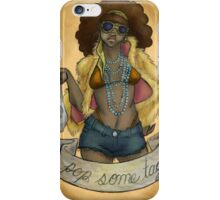 Pop Some Tags iPhone Case/Skin