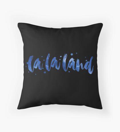 La La Stars Throw Pillow