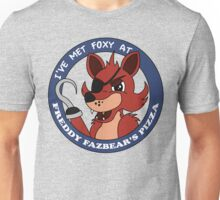 Five Nights at Freddy's - I've Met Foxy Unisex T-Shirt