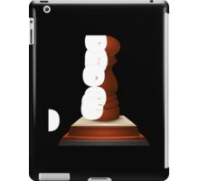 Glitch Trophies trophy spice iPad Case/Skin