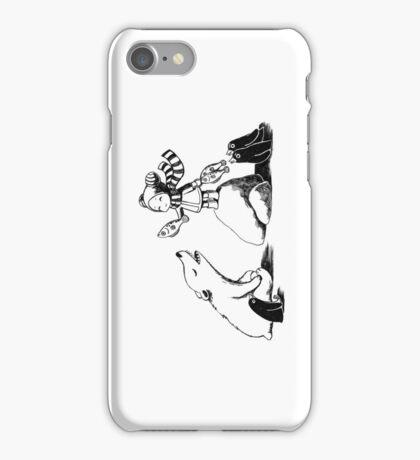 Taming iPhone Case/Skin