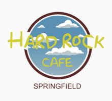 Hard Rock Springfield (The Simpsons) by Leocats