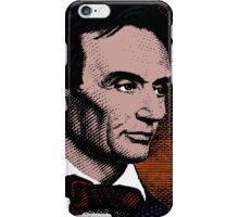 ABRAHAM LINCOLN-COLOUR iPhone Case/Skin