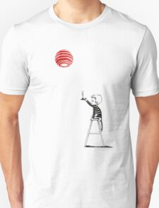 Boy with a candle T-Shirt
