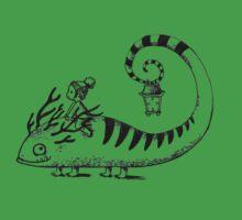 Lizard Kids Clothes
