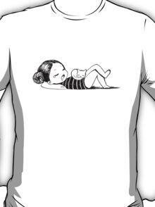 Lazy girl T-Shirt