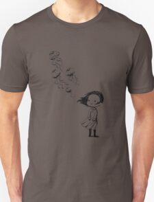 Girl and the jellyfish T-Shirt