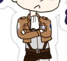 Levi Don't Heichou Me Sticker