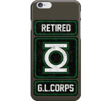 Retired Lantern iPhone Case/Skin
