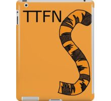 ttfn iPad Case/Skin